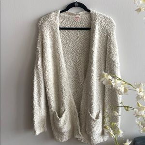 Mossimo Cozy Open Knit Sweater
